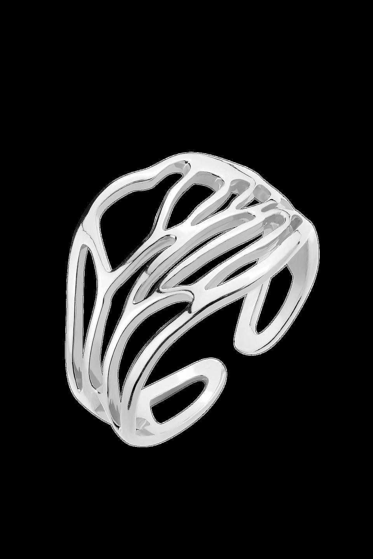 Srebrny pierścionek, 130 zł