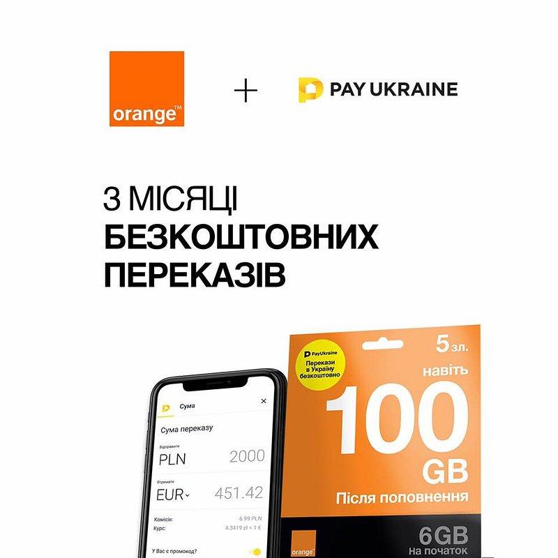 PayUkraine współpracuje z Orange.jpg