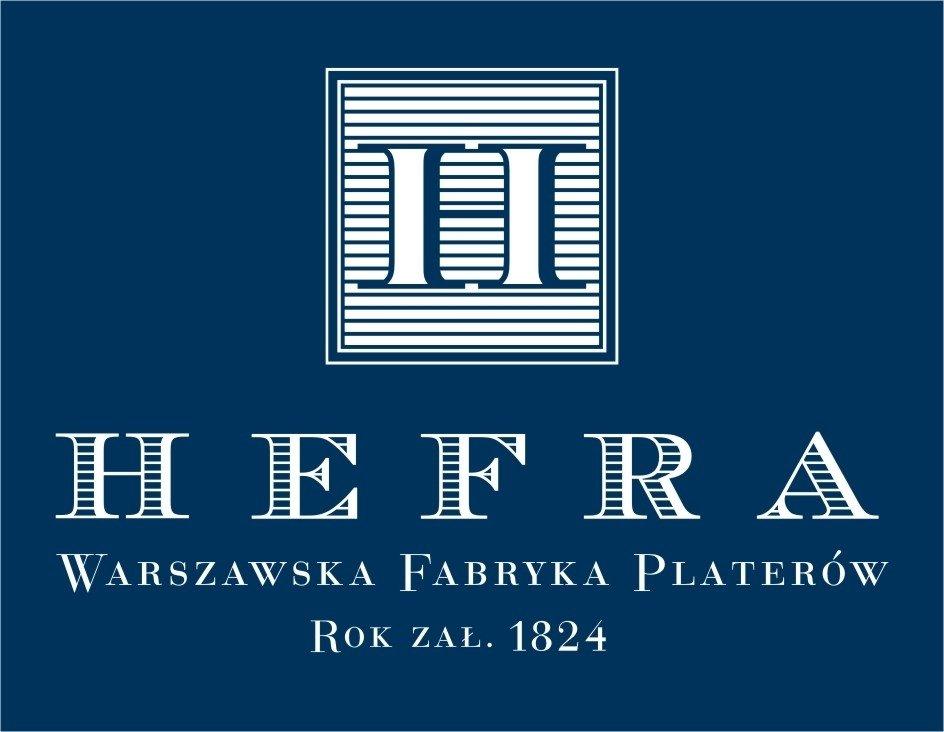 Logo HEFRA - PANTONE 540CV - podstawowe białe granatowe tło.JPG