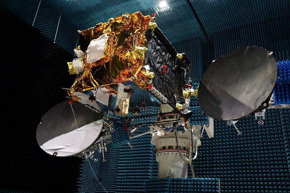 Satelita EDRS C. Foto: Airbus