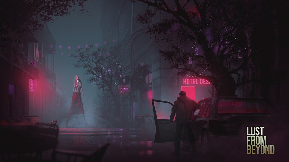 Community Vote Award: Lust from Beyond, Movie Games, Poland