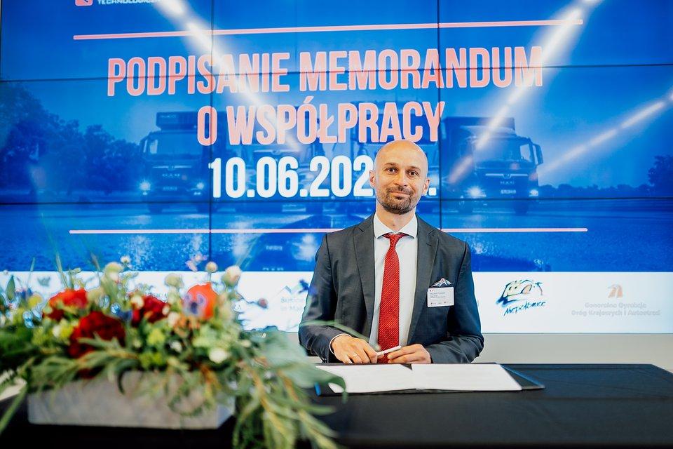 Prezes Krakowskiego Parku Technologicznego, Wojciech Przybylski