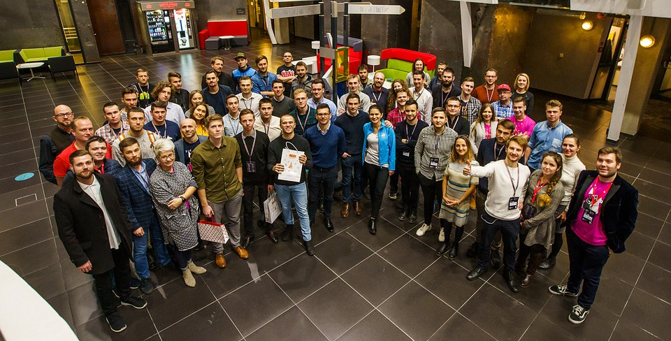 Ci spośrod uczestników Startup Weekend Kraków 2018, którzy dotarli do końca imprezy.