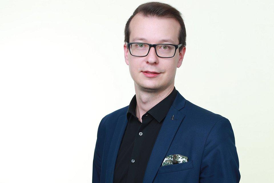Paweł Ryciak. agent ubezpieczeniowy Avivy