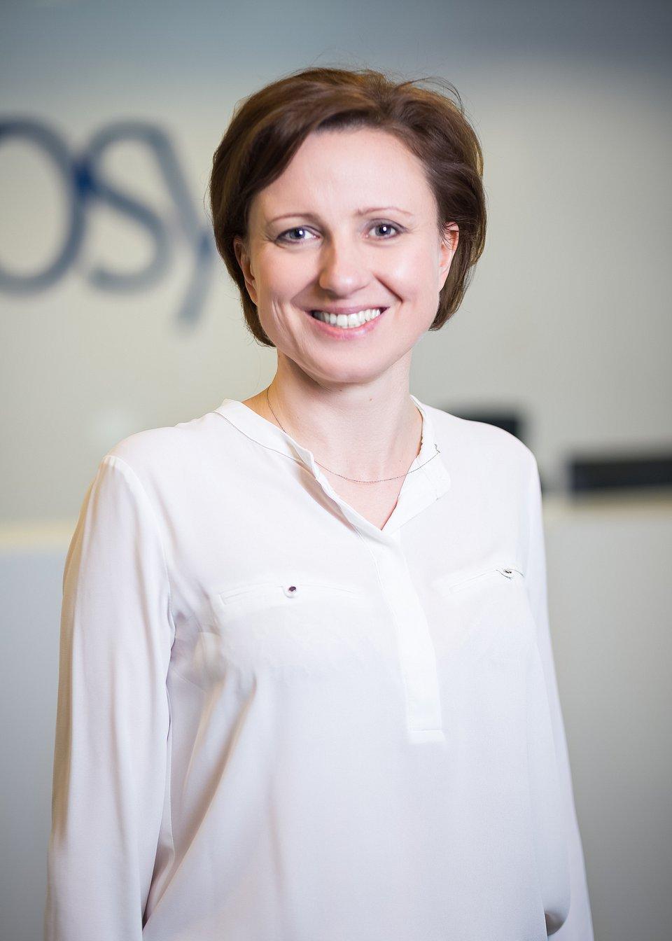 Anna Tumidajewicz FCCA