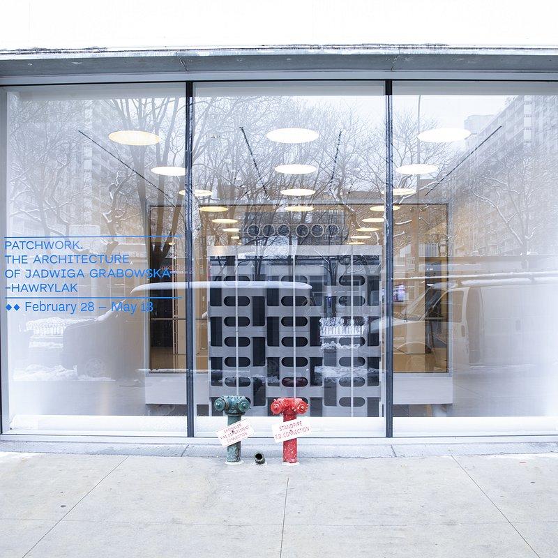 Dokumentacja nowojorskiej wystawy Patchwork The Architecture of Jadwiga Grabowska-Hawrylak, fot. Anna Morgowicz  (30).jpg