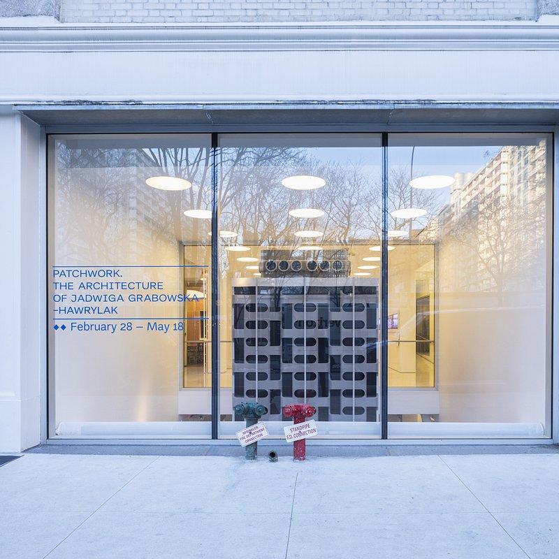 Dokumentacja nowojorskiej wystawy Patchwork The Architecture of Jadwiga Grabowska-Hawrylak, fot. Anna Morgowicz  (53).jpg