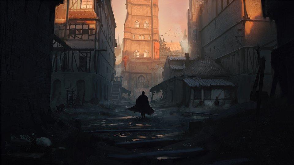 The Dust stworzy gry na podstawie książek Jacka Piekary (1).jpg