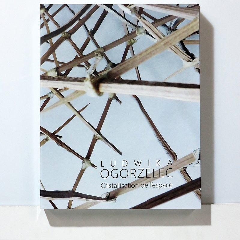 książka_Ludwika Ogorzelec - Krystalizacja przestrzeni, fot. materiały prasowe Muzeum Architektury we Wrocławiu (1).JPG
