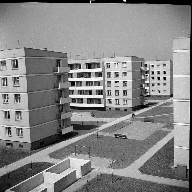 Osiedle Gajowice, rejon między ulicami Grochową i Altanową, Fot. Tomasz Olszewski.tif