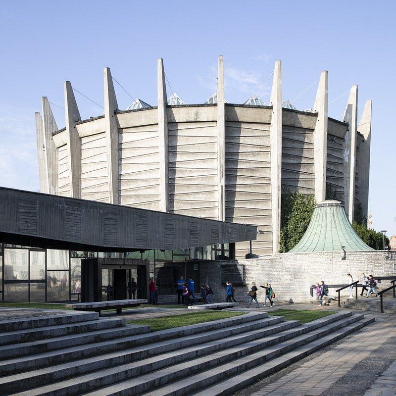 Budynek Panoramy Racławickiej, Projekt Ewa i Marek Dziekońscy, Fot. Anna Morgowicz.jpg