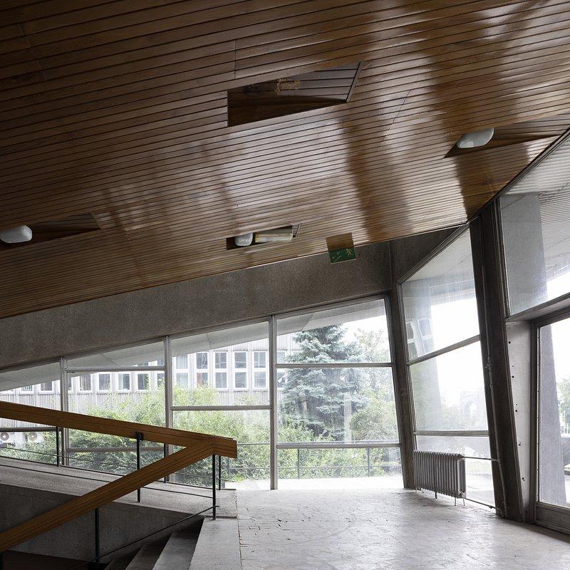 Wnętrze audytorium Wydziału Chemii Uniwersytetu Wrocławskiego,Fot. Anna Morgowicz.jpg