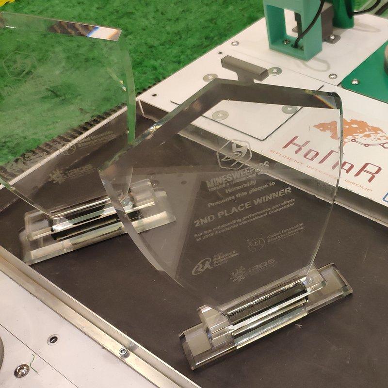 KoNaR podczas międzynarodowych zawodów Minesweepers towards a landmine-free world, fot. materiały prasowe KoNaR (6).jpg