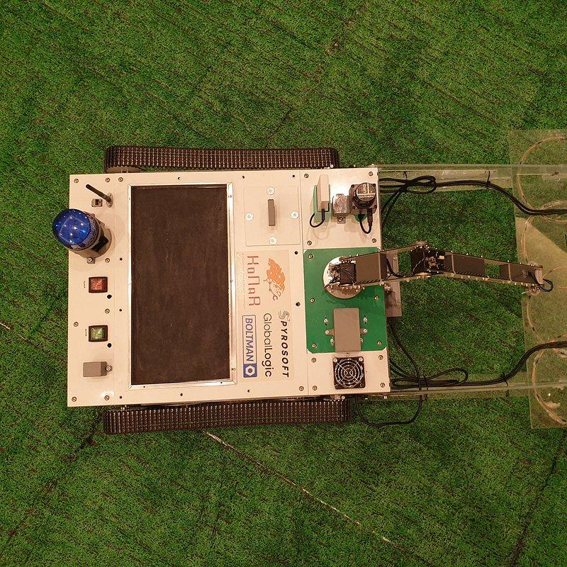 KoNaR podczas międzynarodowych zawodów Minesweepers towards a landmine-free world, fot. materiały prasowe KoNaR (2).jpg