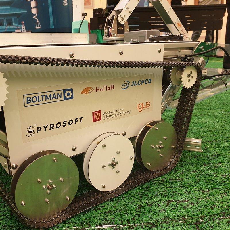 KoNaR podczas międzynarodowych zawodów Minesweepers towards a landmine-free world, fot. materiały prasowe KoNaR (1).jpg