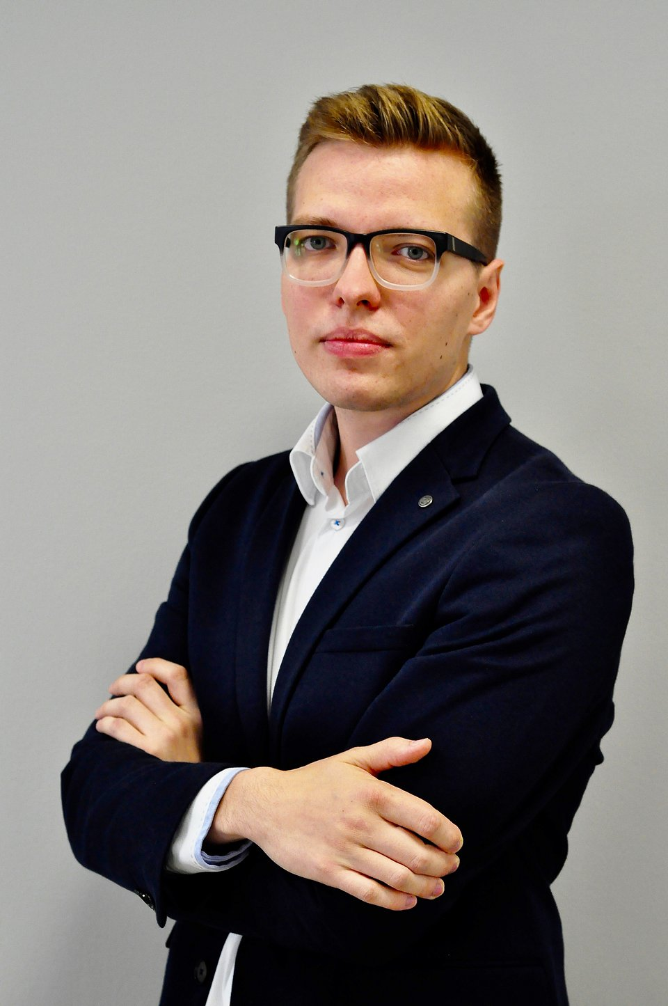 Szymon Kwiatoń, koordynator procesu w Move On Finance