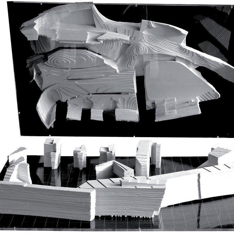 Model_Magma Art and Congress_1TęFernando Menis.jpg