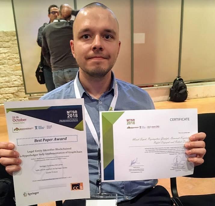 Rafał Trójczak from MakoLab R&D Team