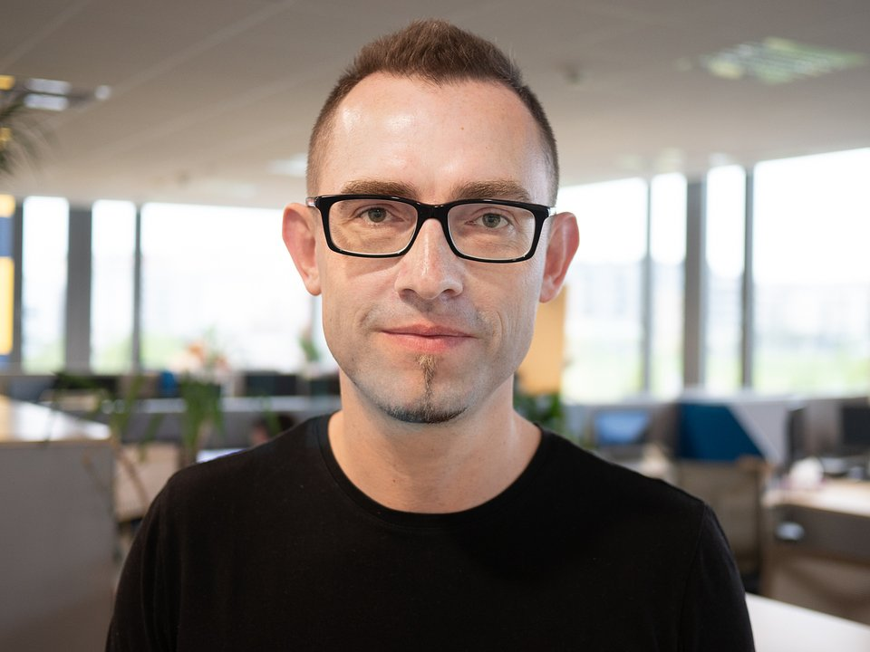 Michał Rosołowski, Motorola Solutions