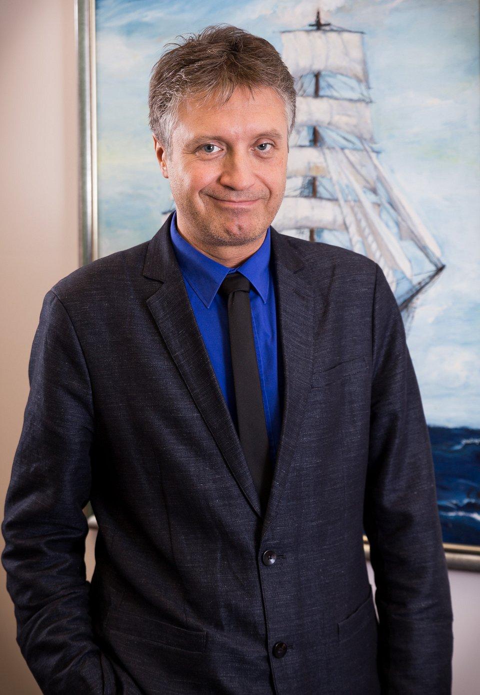 dr Michał Urbas