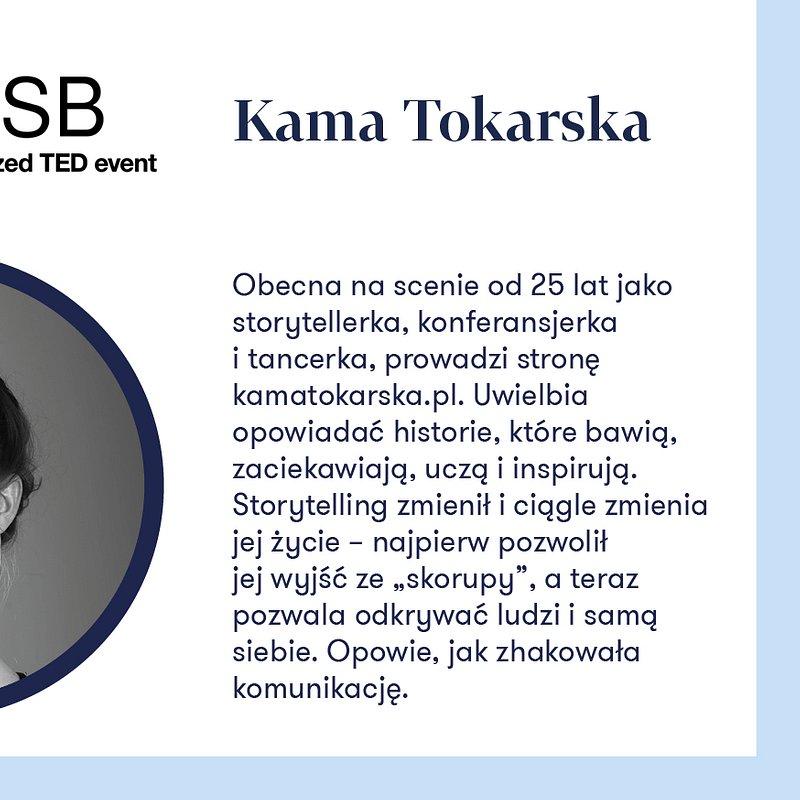 Kama Tokarska_TEDxWSB.jpg