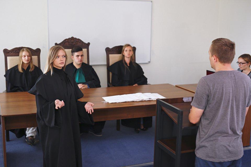 Symulacja rozprawy, WSB Gdańsk