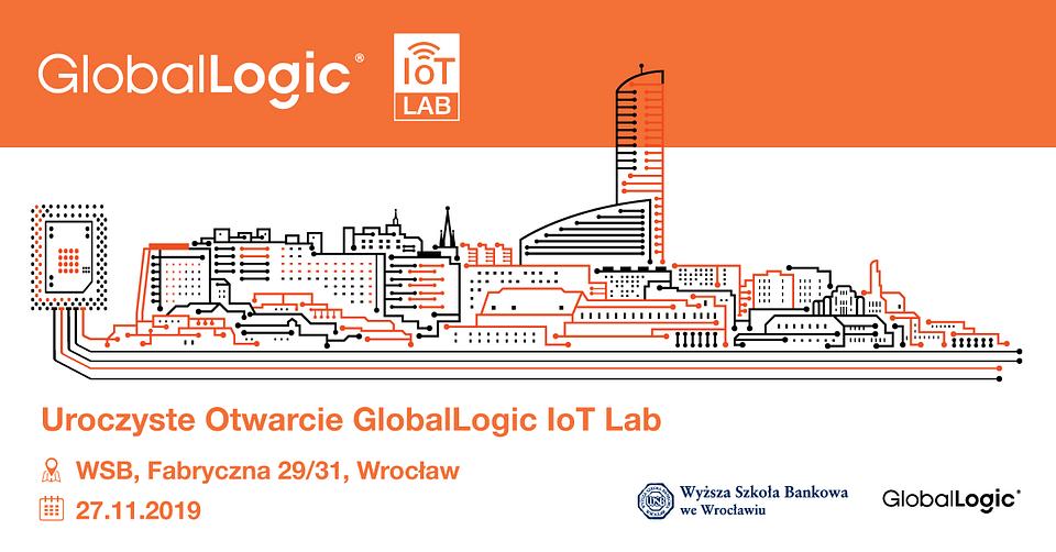 Otwarcie GlobalLogic IoT Lab już 27.11.2019 r.