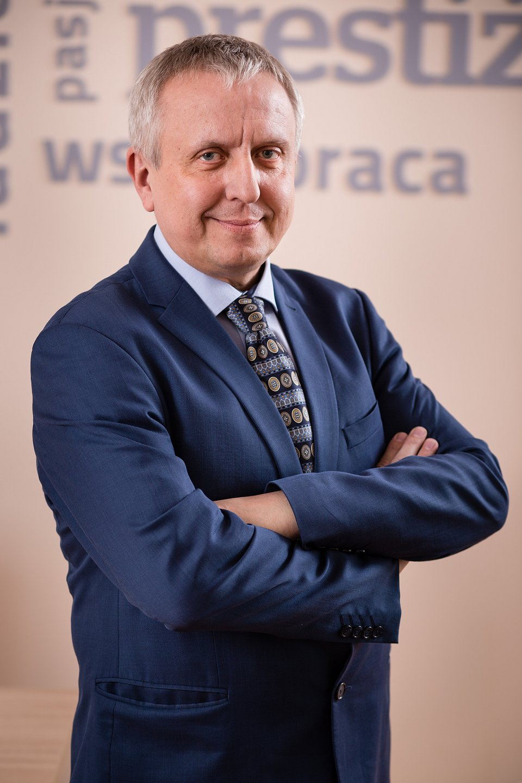 Krzysztof Kowalski, praktyk biznesu, wykładowca na kierunkach Zarządzanie i Inżynieria Zarządzania w WSB w Szczecinie