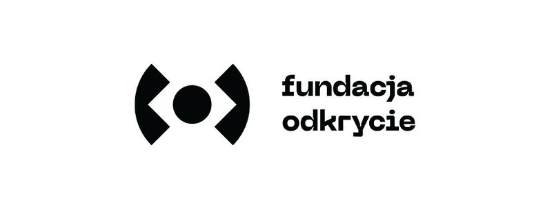 Logo Fundacji Odkrycie.
