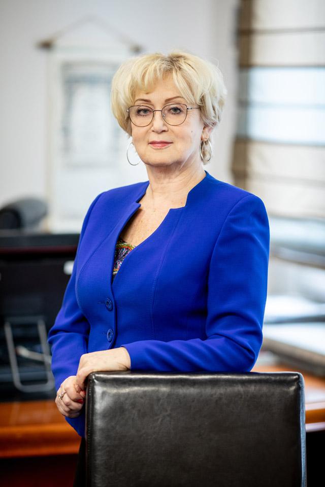 Barbara Szczepanik, Zastępca Kanclerza WSB we Wrocławiu