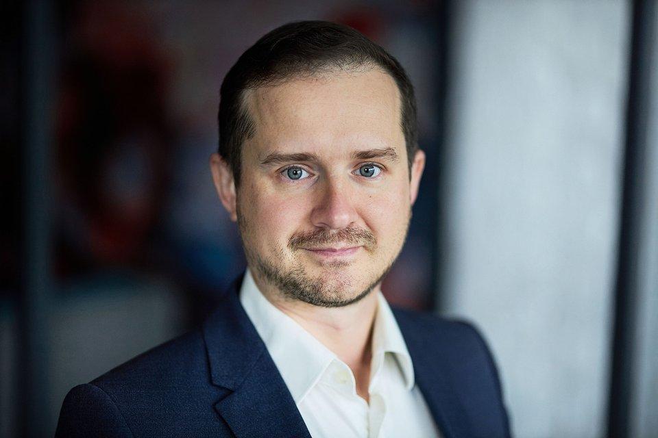 Krzysztof Tokarski, psycholog, wykładowca WSB w Gdańsku