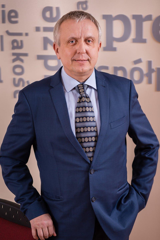 mgr Krzysztof Kowalski