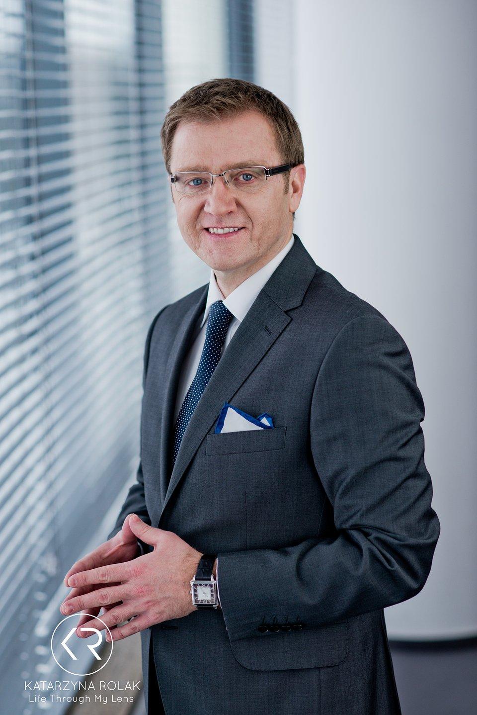 mgr Marek Gliwny