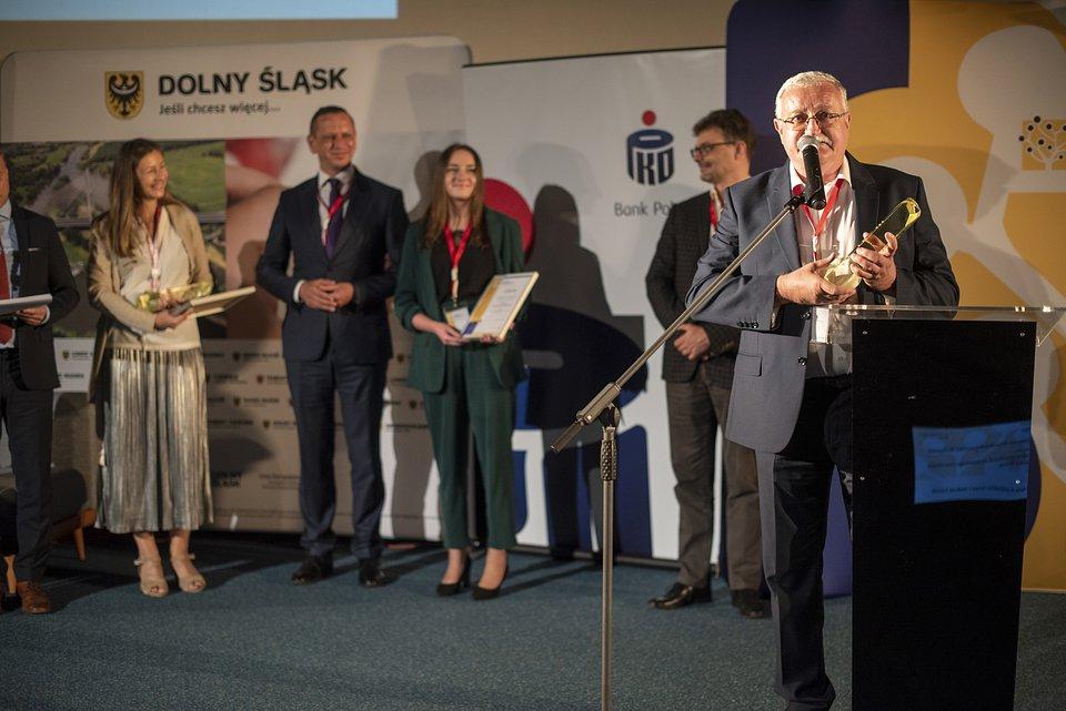 Andrzej Łaniak właściciel firmy