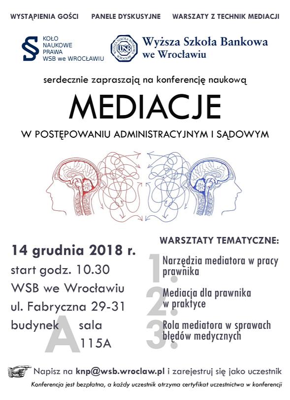 Plakat konferencyjny.