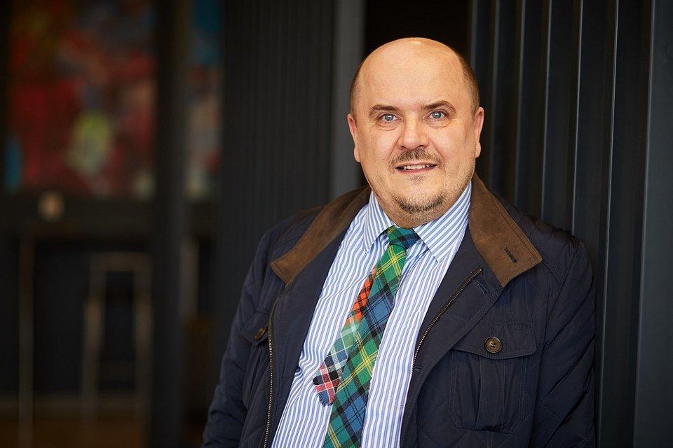 dr Andrzej Kołłątaj, #ekspertWSB, menadżer kierunku Filologia WSB Gdańsk/Gdynia