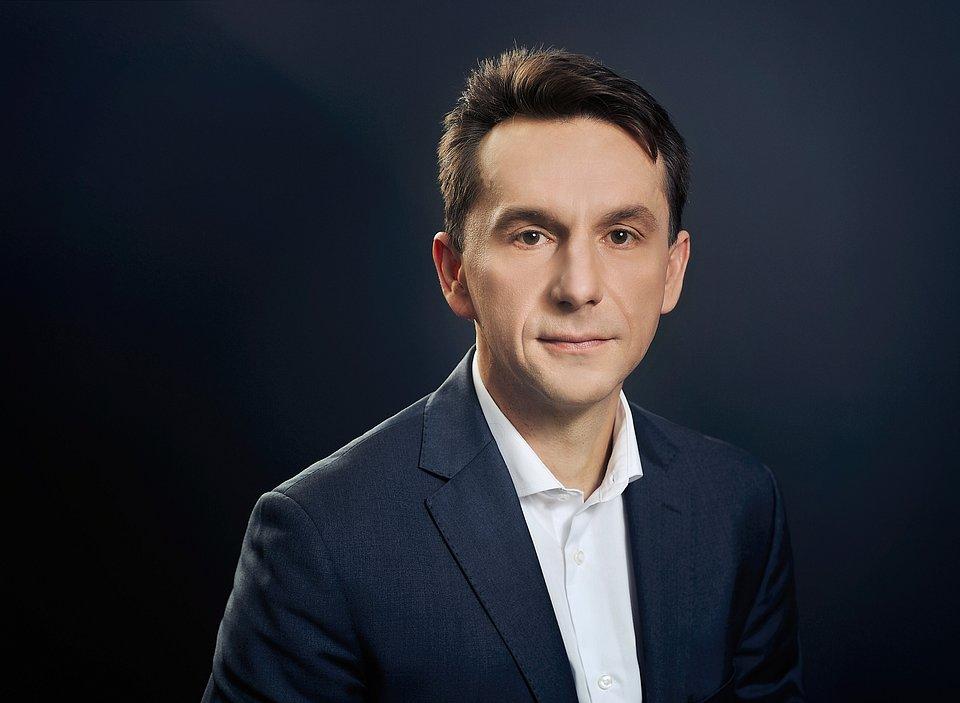 Michał Strzyczkowski - Prezes Diebold Nixdorf.
