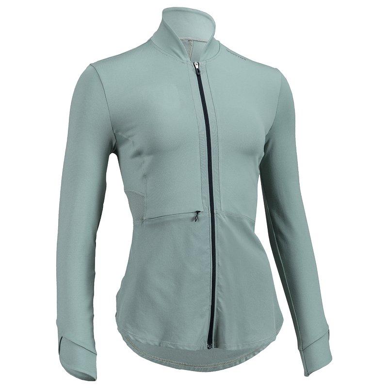 Decathlon, bluza na zamek fitness cardio 500 damska Domyos, 84,99 PLN (2).jpg