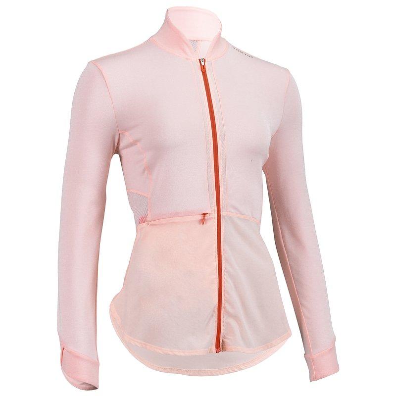 Decathlon, bluza na zamek fitness cardio 500 damska Domyos, 84,99 PLN (3).jpg