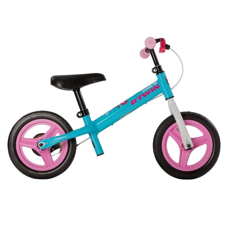 Decathlon, Rower biegowy run ride 500 10'' dla dzieci b'twin, 219,99 PLN.jpg