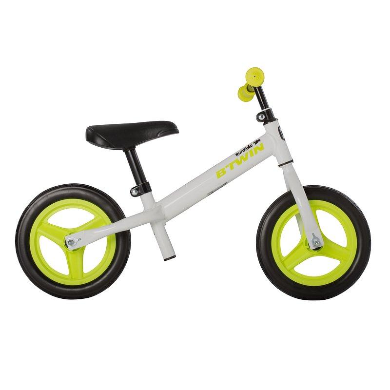 Decathlon, rowerek biegowy run ride 100 dla dzieci B'Twin, 169,99 PLN.jpg
