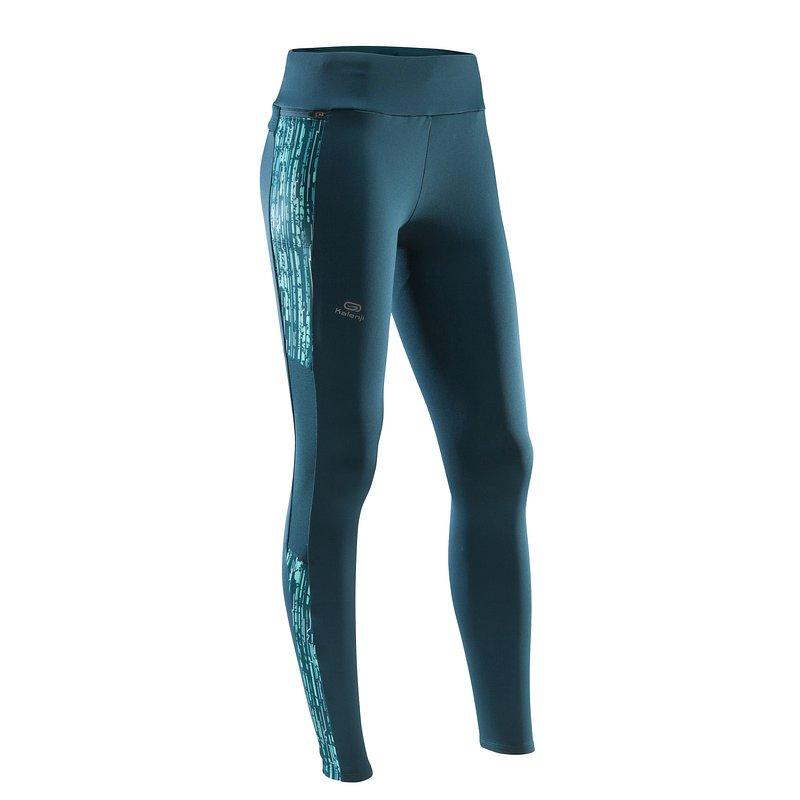 Decathlon, ciepłe legginsy do biegania run warm damskie Kalenji, 69,99 PLN.jpg