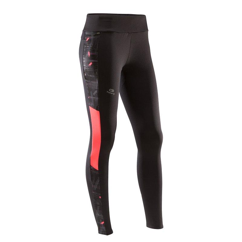 Decathlon, ciepłe legginsy do biegania run warm damskie Kalenji, 69,99 PLN (3).jpg