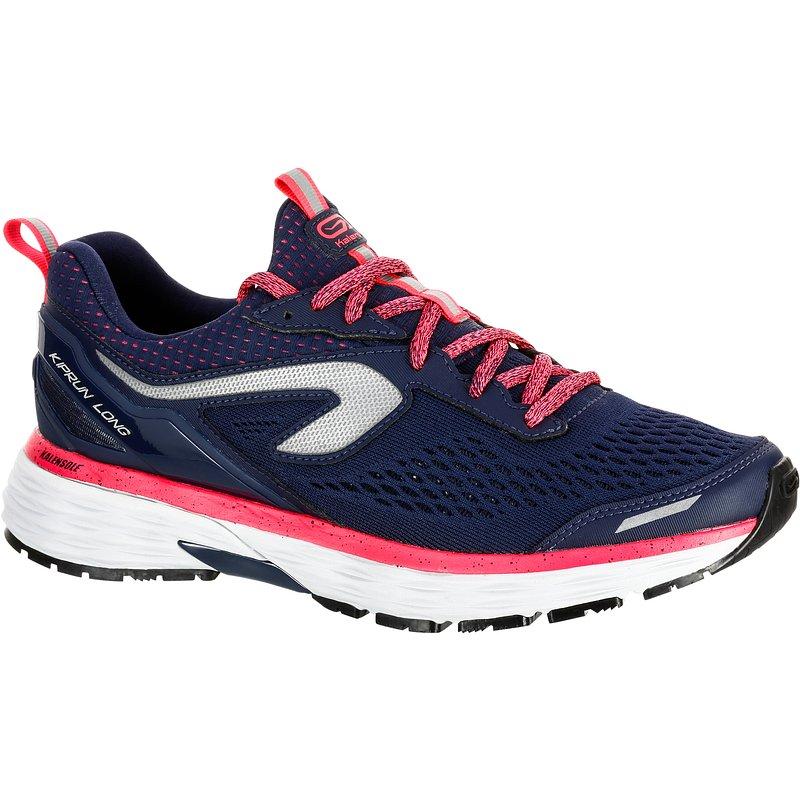 Decathlon, buty do biegania Kiprun long hydrofobowe damskie Kalenji, 269,99 PLN.jpg