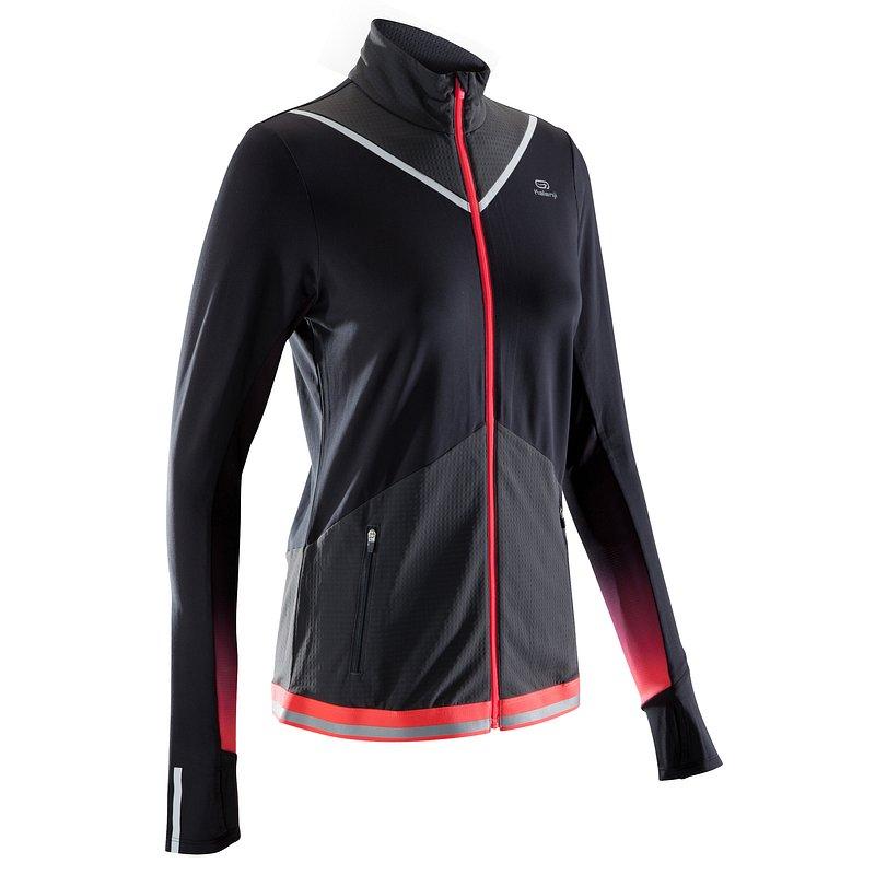 Decathlon, bluza do biegania kiprun warm damska Kalenji, 119,99 PLN (2).jpg