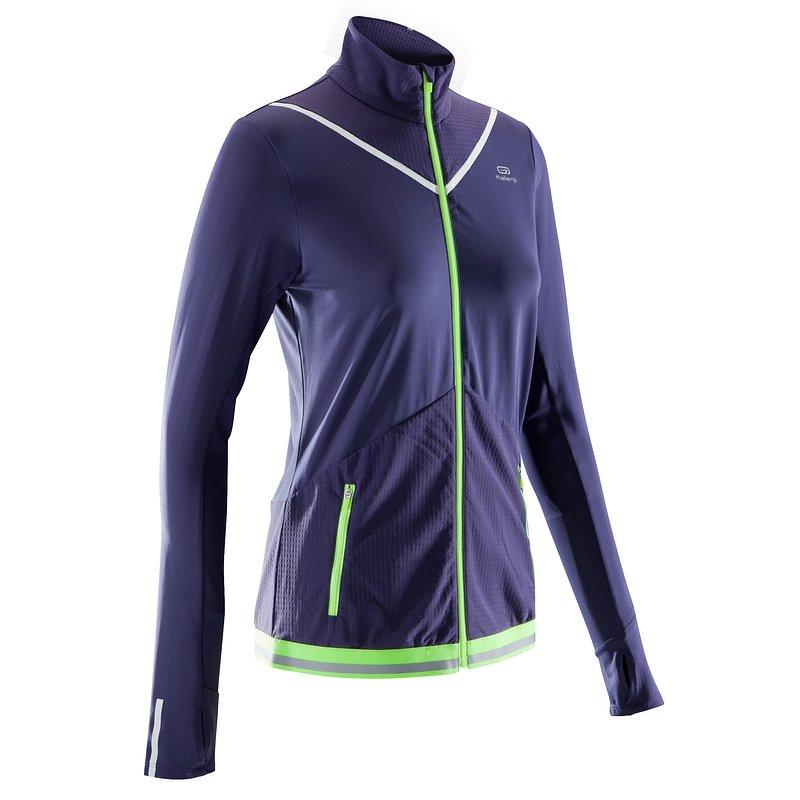 Decathlon, bluza do biegania kiprun warm damska Kalenji, 119,99 PLN.jpg