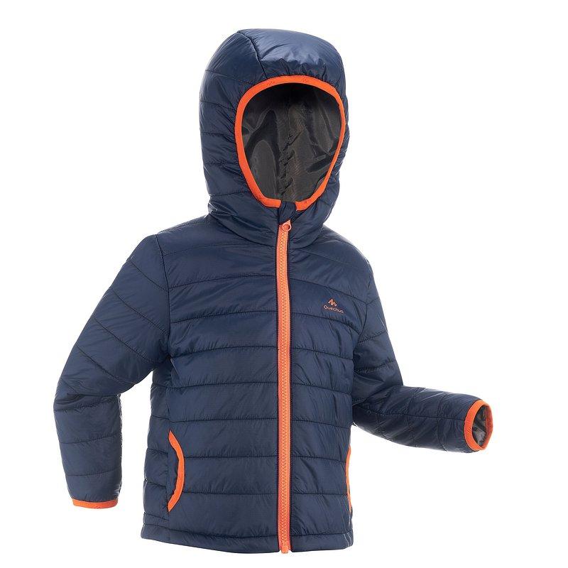Decathlon, kurtka turystyczna dla dzieci Quechua, 69,99 PLN.jpg