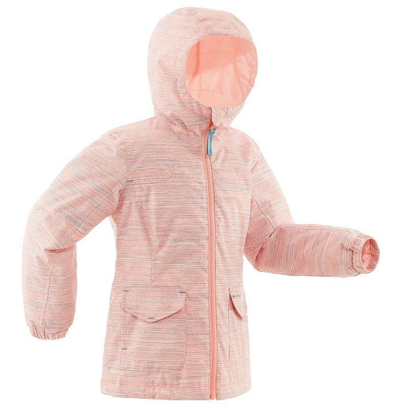 Decathlon, kurtka turystyczna dla dzieci Quechua, 79,99 PLN.jpg
