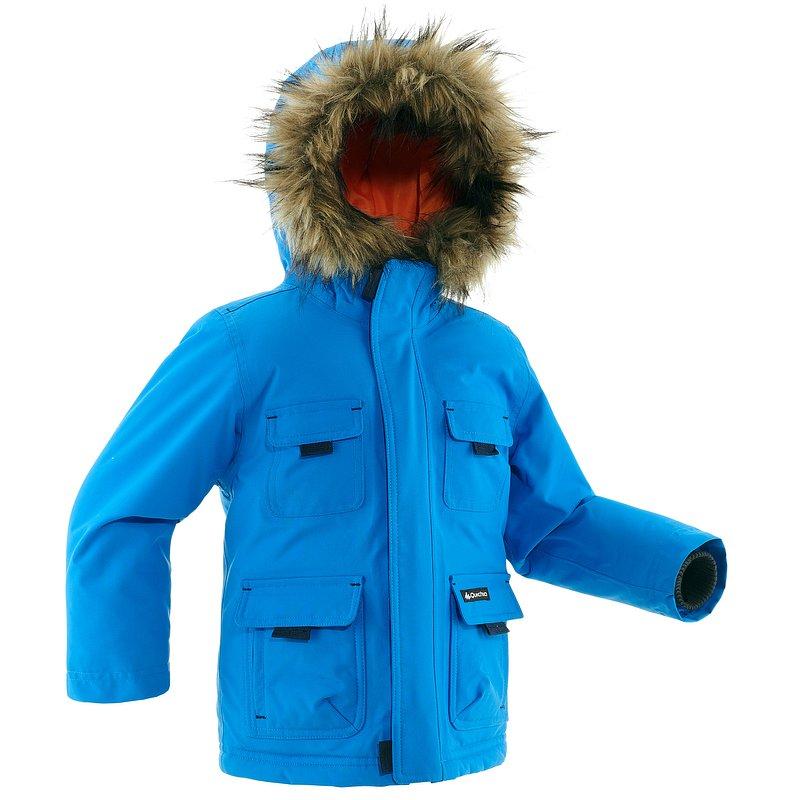 Decathlon, kurtka turystyczna dla dzieci Quechua, 169,99 PLN (3).jpg