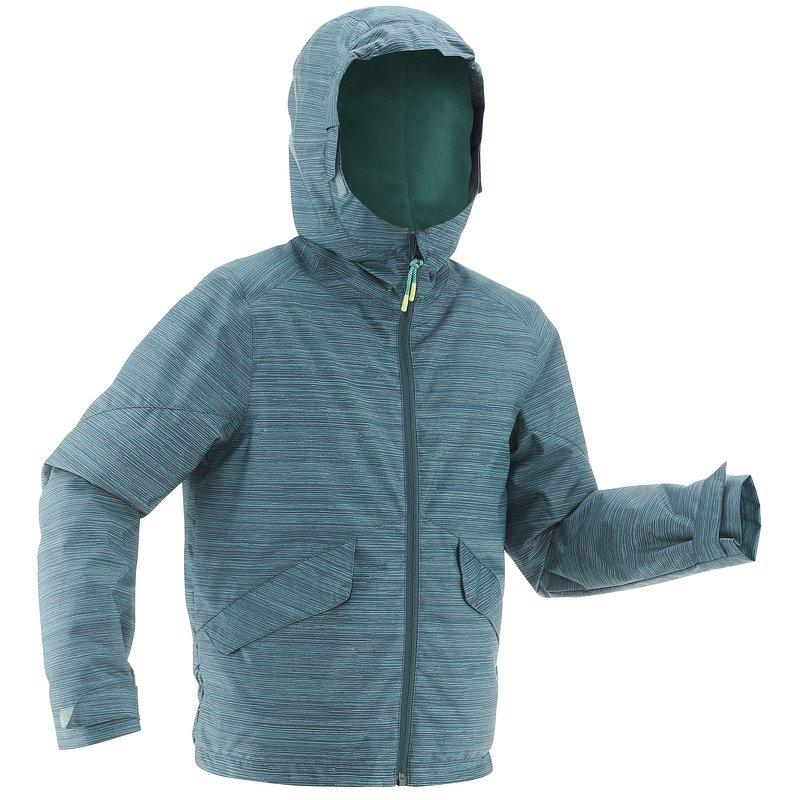 Decathlon, kurtka turystyczna dla dzieci Quechua, 99,99 PLN.jpg
